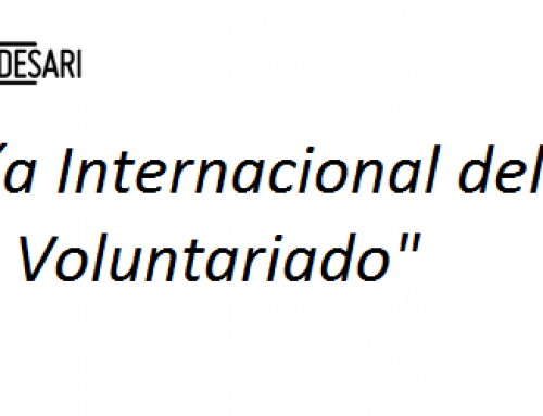 Día Internacional Voluntariado