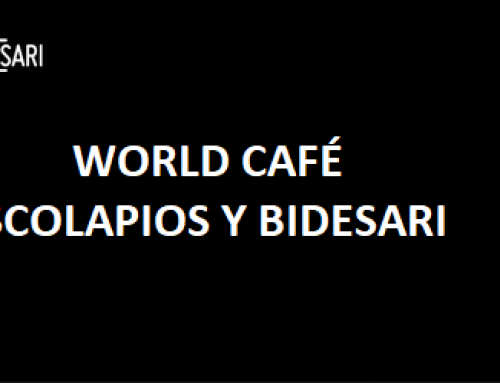 World Café Escolapios y Bidesari