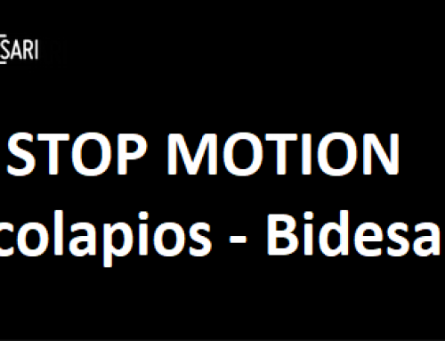 STOP MOTION Escolapios